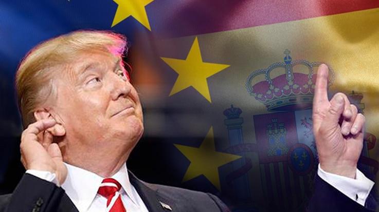 Trump, El Principal Promotor Del Sector Inmobiliario En España