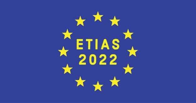 ETIAS Pospuesto Para Finales Del 2022